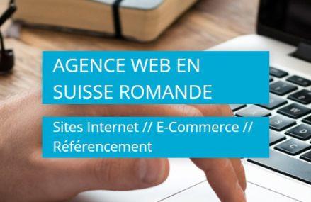 Création de site internet en Suisse Romande