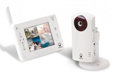 Le babyphone un kit vidéosurveillance spécial pour bébé
